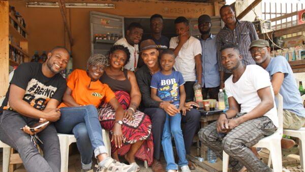 Rita Ray and the Bantu Band in Lagos
