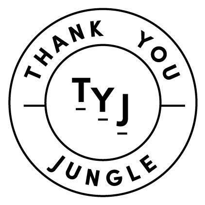 Thank You Jungle Logo